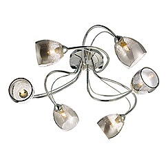 Home Collection - 'Maya' flush ceiling light