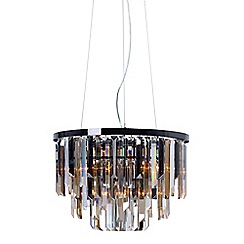 Home Collection - Camila Crystal Glass Pendant Light