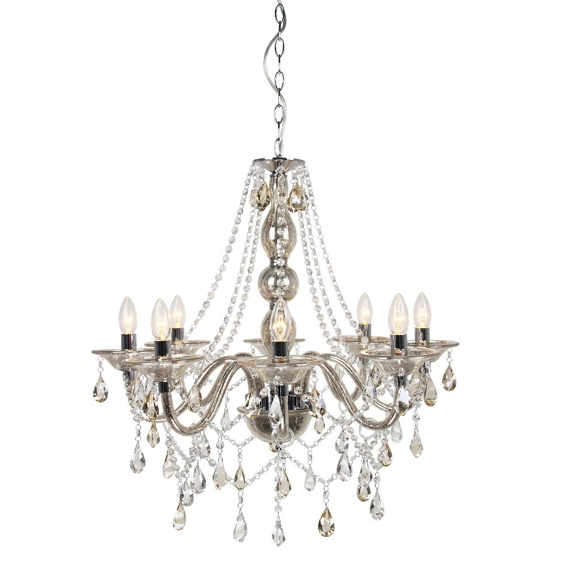 Vintage Chandeliers Shabby Chic Chandeliers French