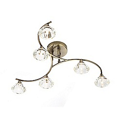 Home Collection - 'Julia' flush ceiling light