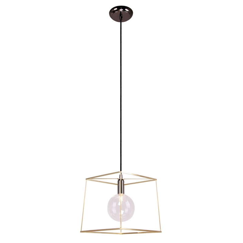 Home Collection Gold Harrison Pendant Ceiling Light