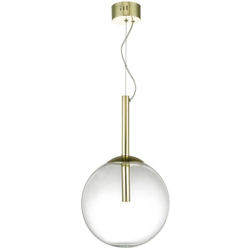 J by Jasper Conran Gold Spock pendant ceiling light