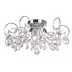 Home Collection - 'Arabelle' flush ceiling Light