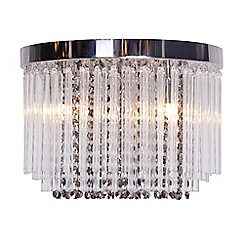 Home Collection - 'Charlie' flush ceiling light