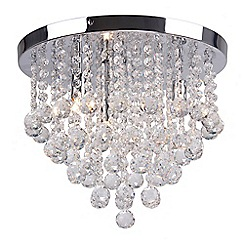 Home Collection - 'Aliyah' flush ceiling light