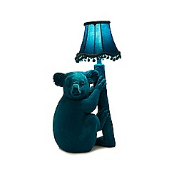 Abigail Ahern/EDITION - Turquoise koala table lamp