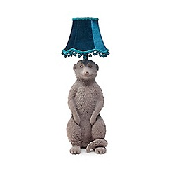Abigail Ahern/EDITION - Grey meerkat lamp