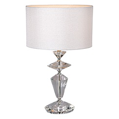 Home Collection - Naomi Crystal Glass Table Light