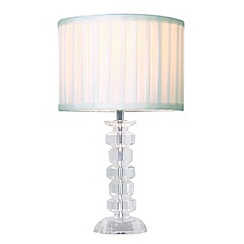 Home Collection - Everly Crystal Glass Table Light