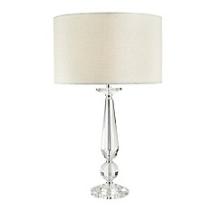 Home Collection - Isla Crystal Glass Table Light