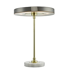 Home Collection - Gunmetal 'Jupiter' table light