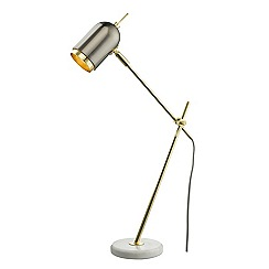 Home Collection - Brass 'Francis' table light
