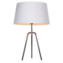 Home Collection - 'Daisy' Gunmetal Table Light