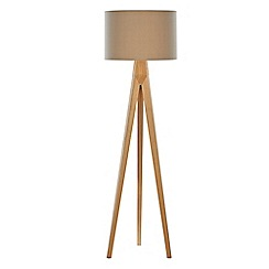 Home Collection - 'Hudson' tripod floor lamp