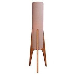 Home Collection - Wood 'Jacob' floor light