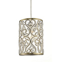 Home Collection - 'Delilan' easy fit light shade