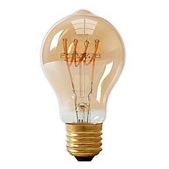 Calex - Glass 4W E27 champagne fil bulb