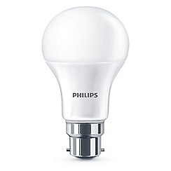 Philips - 13W bayonet cap BC LED bulb
