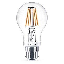 Philips - 7.5W B22 bayonet cap BC LED bulb