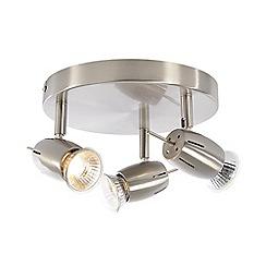 Home Collection - 3 light metal spotlight