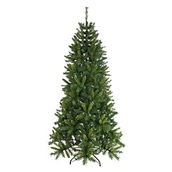 Festive - Green 5ft artificial Christmas tree
