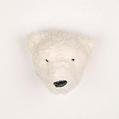 Sass & Belle - White polar bear head