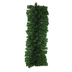 Festive - Green 270cm Christmas garland