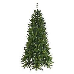 Festive - 5ft green heartwood spruce Christmas tree