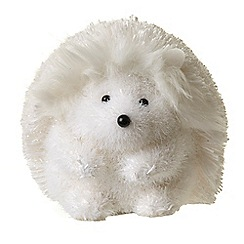 Heaven Sends - White hedgehog