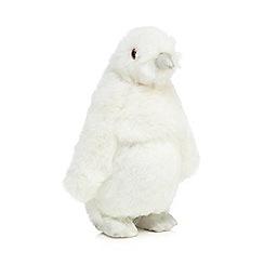 Heaven Sends - White penguin decoration