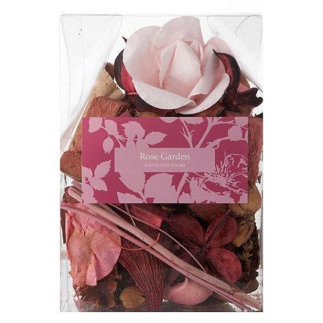 Debenhams - Pink scented pot pourri