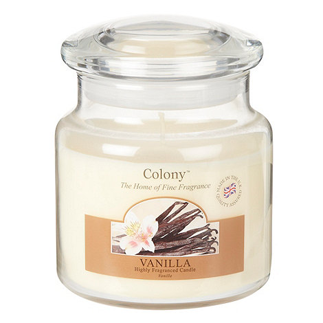 Colony - Cream +Vanilla+ jar candle