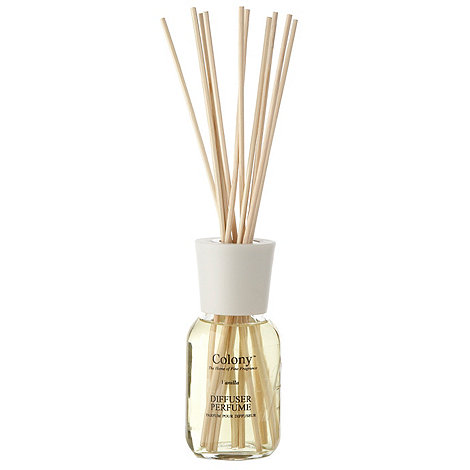 Colony - +Vanilla+ reed and oil perfume diffuser