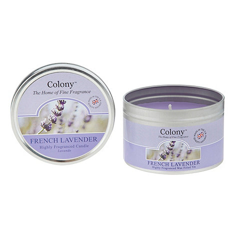 Colony - Fresh lavender scented candle
