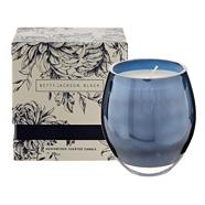 Navy scented candle