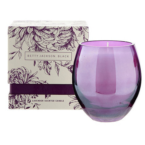 Betty Jackson.Black - Lavender scented candle