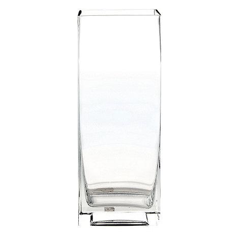 J by Jasper Conran - Square tank vase