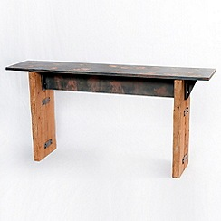 Heaven Sends - Long wooden console table