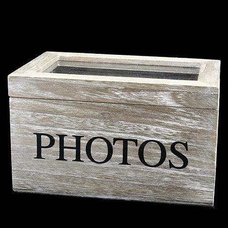 Gisela Graham - Natural +Photos+ storage box