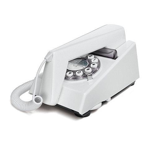 Wild & Wolf - White +Trim+ corded phone