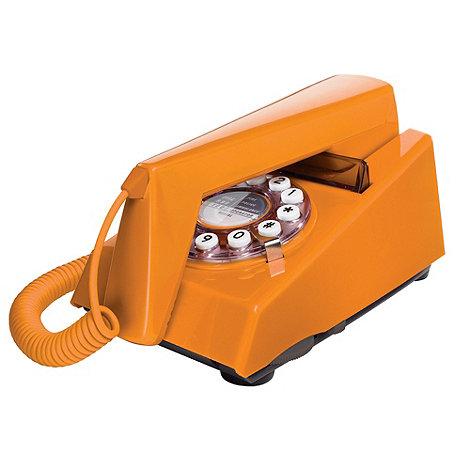 Wild & Wolf - Orange +Trim+ corded phone
