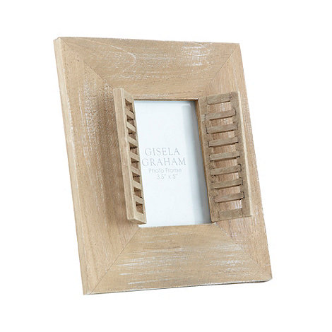 Gisela Graham - Natural shutter photo frame