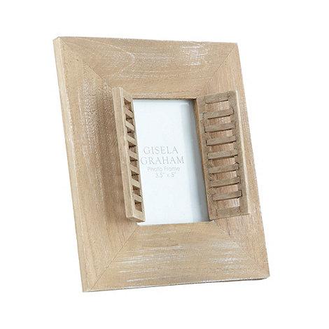 Gisela Graham - Natural shutter photo frame