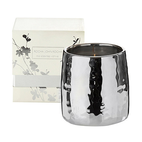 RJR.John Rocha - Fig scented votive candle