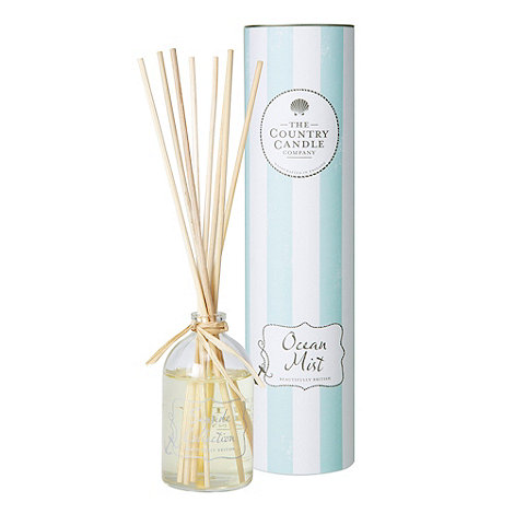 Country Candles - +Ocean Mist+ reed diffuser