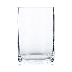 Home Collection Basics - Small cylinder glass vase