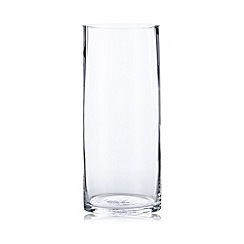 Home Collection Basics - Tall glass cylinder vase
