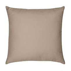 Home Collection Basics - Natural cotton canvas cushion