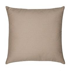 Home Collection Basics - Natural cotton canvas cushion