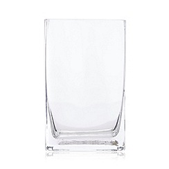 Home Collection Basics - Rectangular glass vase